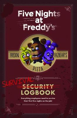 Five Nights at Freddy's: Survival Logbook book