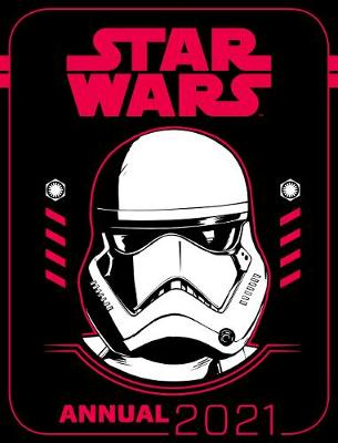 Stars Wars Annual 2021 book