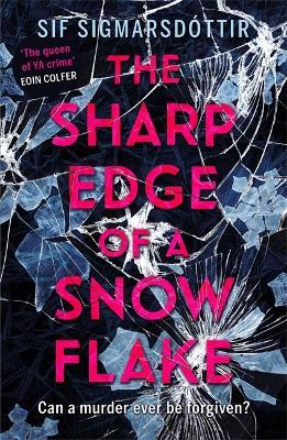 Sharp Edge of a Snowflake by Sif Sigmarsdottir