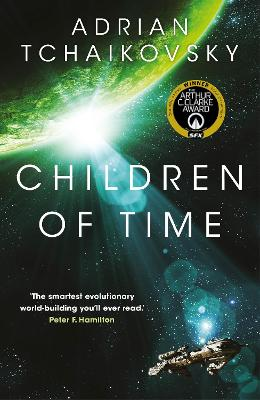 Children of Time book