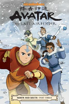 Avatar Last Airbender North South Part 3 by Bryan Konietzko