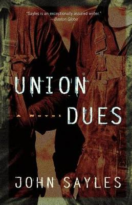 Union Dues book