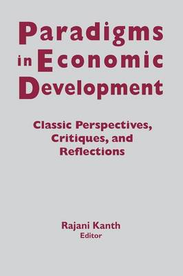 Paradigms in Economic Development book