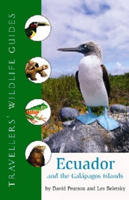 Ecuador and the Galapagos Islands by David L. Pearson