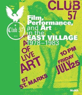 Club 57 by Ron Magliozzi