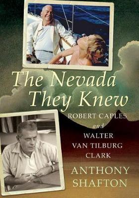 Nevada They Knew by Anthony Shafton