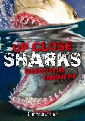 Up Close Sharks book