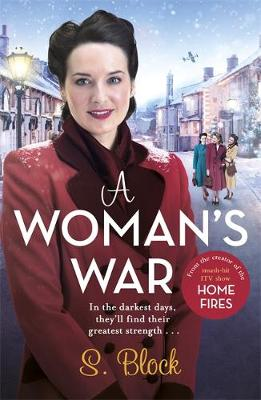 A Woman's War by S. Block