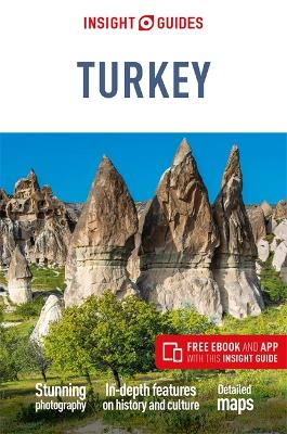 Insight Guides Turkey (Travel Guide with Free eBook) by Insight Guides
