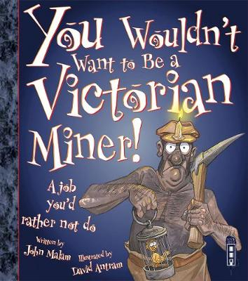 You Wouldn't Want To Be A Victorian Miner! book