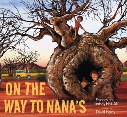 On the way to Nana's by Frances Haji-Ali