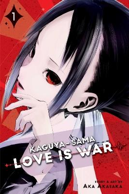 Kaguya-sama: Love Is War, Vol. 1 by Aka Akasaka