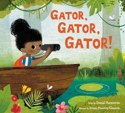 Gator Gator Gator by Daniel Bernstrom