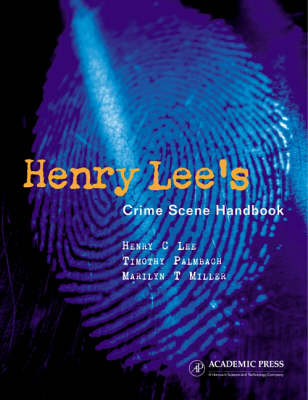 Henry Lee's Crime Scene Handbook book