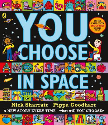 You Choose in Space by Pippa Goodhart