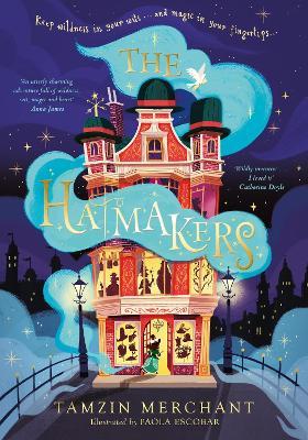 The Hatmakers by Tamzin Merchant
