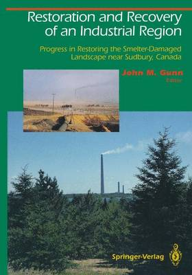 Restoration and Recovery of an Industrial Region by John M. Gunn