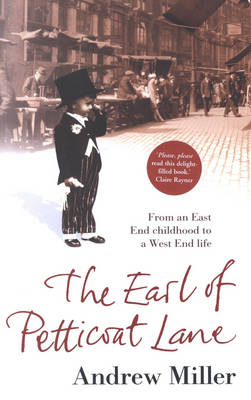 The The Earl of Petticoat Lane by Andrew Miller