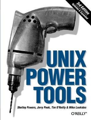 Unix Power Tools book