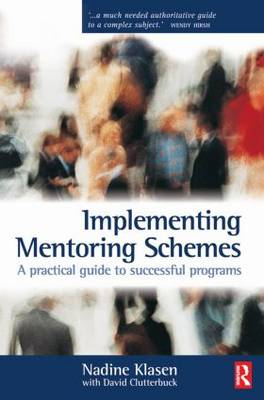 Implementing Mentoring Schemes by Nadine Klasen