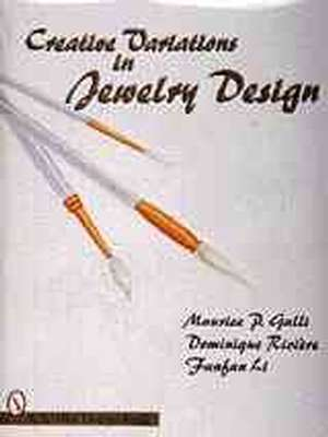 Creative Variations in Jewelry Design book