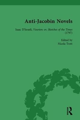 Anti-Jacobin Novels  Part II, Volume 8 by W. M. Verhoeven