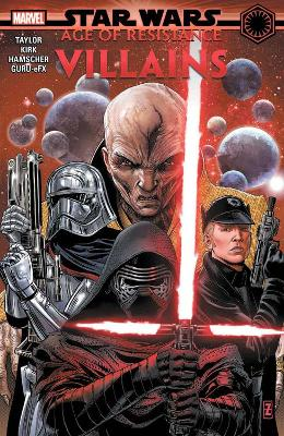 Star Wars: Age Of Resistance - Villains by Tom Taylor