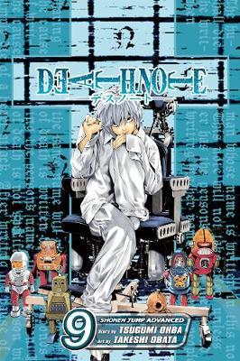 Death Note, Vol. 9 by Tsugumi Ohba
