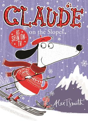 Claude on the Slopes book