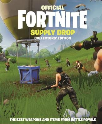 FORTNITE Official: Supply Drop: The Collectors' Edition book