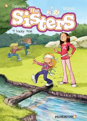 The Sisters Vol. 7: Lucky Brat book