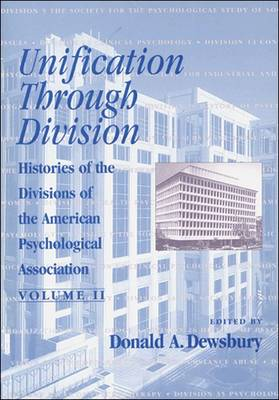 Unification Through Division by Donald A. Dewsbury