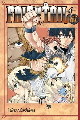 Fairy Tail 61 book