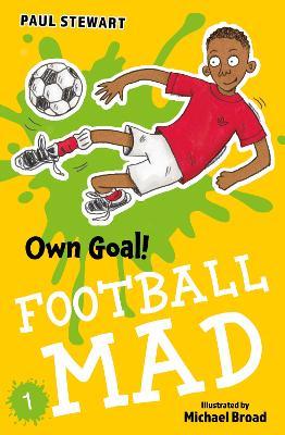 Own Goal by Paul Stewart