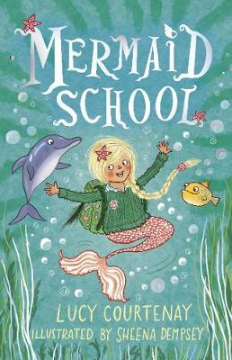 Mermaid School book