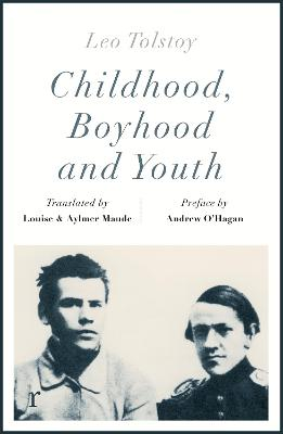 Childhood, Boyhood and Youth (riverrun editions) by Leo Tolstoy