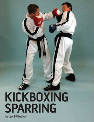 Kickboxing Sparring by Justyn Billingham