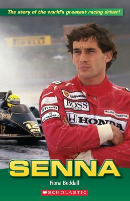 Senna Book Only by Fiona Beddall