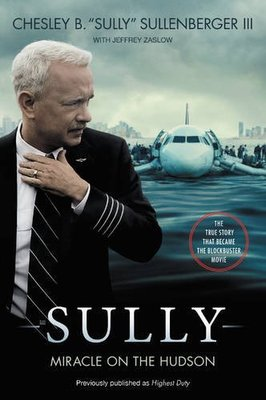 Sully [Movie TIe-in] UK by Chesley B. Sullenberger