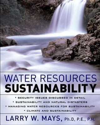 Water Resources Sustainability book