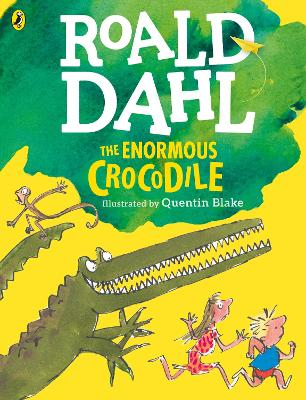 The Enormous Crocodile (Colour Edition) by Roald Dahl