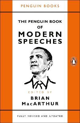 Penguin Book of Modern Speeches book