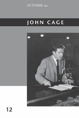 John Cage by Julia Robinson
