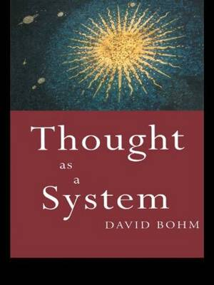 Thought as a System by Chris Jenks