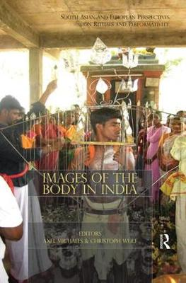 Images of the Body in India book
