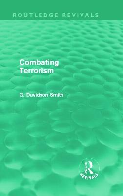Combating Terrorism book