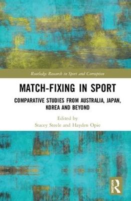 Match-Fixing in Sport book
