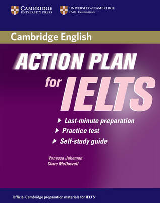 Action Plan for IELTS Self-study Student's Book Academic Module by Vanessa Jakeman