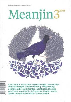 Meanjin Vol. 70, No. 3 by Sally Heath