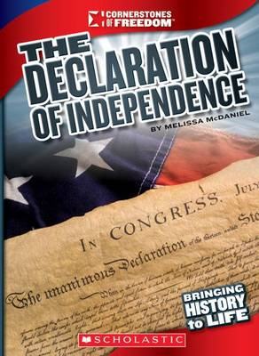 The Declaration of Independence by Melissa McDaniel